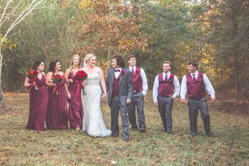 Hot Springs Arkansas Wedding Venue - The Barn at Lost ...
